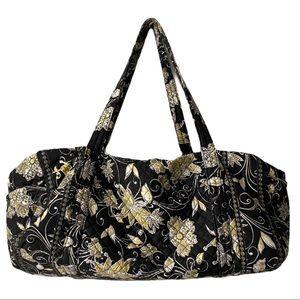 Vera Bradley Weekender Duffel Bag Yellow Bird